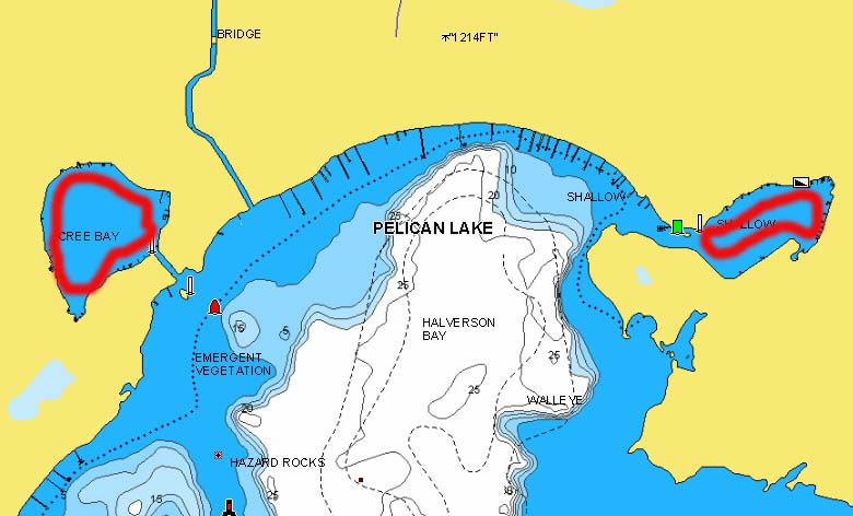 Pelican Lake, MN | Northland Tackle on breezy point resort map, pelican lake manitoba canada, pelican lake grant county minnesota map, pelican lake elementaita lodge,