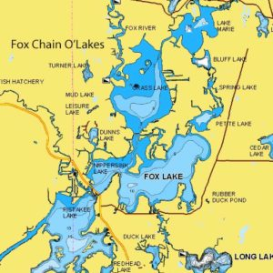 Fox Chain of Lakes