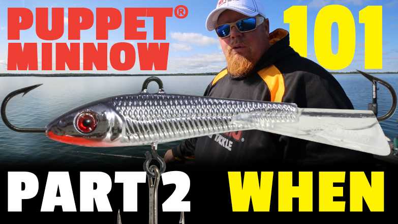 Puppet Minnow 101 - When - Part 2