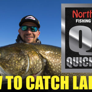 "How to catch Lake Trout - Jeff ""Gussy"" Gustafson"